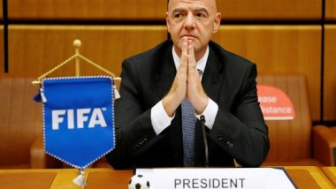 FIFA President Gianni Infantino 'Strongly Disapproves' Creation of European Super League
