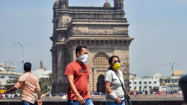 Maharashtra Clocks All-Time Single-Day High of 49,447 COVID-19 Cases; Mumbai Also Registers Highest Coronavirus Cases in Past 24 Hours With 9,090 New Patients