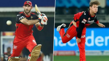 Glenn Maxwell Narrates How Adam Zampa Handed Him RCB Cap Even Before IPL 2021 Auction (Watch Video)