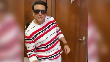 Govinda Tests Negative for COVID-19, Says 'Apun aa Gayela Hain' (View Post)