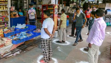 Maharashtra Govt Tightens COVID-19 Restrictions; Grocery, Vegetable Shops Are Allowed to Open For 4 Hours From 7 Am to 11 AM