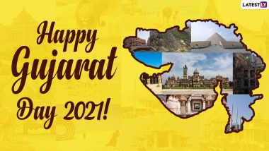 Happy Gujarat Day 2021 Wishes, 'Jay Jay Garvi Gujarat' Images, Gujarat Sthapana Din Greetings, Telegram Photos, Quotes, and Messages Take over Twitter to Celebrate May 1