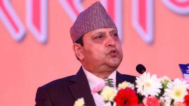 Nepal Former King Gyanendra Shah, Queen Komal Test Positive for COVID-19 After Returning from Kumbh Mela in Haridwar