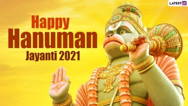 Happy Hanuman Jayanti 2021 Wishes, Messages, and Greetings: Send Bajrang Bali Pics, Quotes, HD Images, WhatsApp Messages & Telegram Photos  to Share with Your Loved Ones