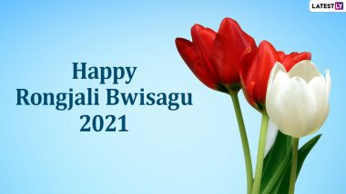 Bwisagu 2021 Wishes And Messages: Happy Rongjali Bwisagu Greetings, Images And HD Wallpapers to Download And Share on The New Year Celebrations of Bodo Community