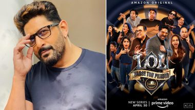 LOL-Hasse Toh Phasse: Arshad Warsi Reveals Why the Upcoming Amazon Prime Video's Comedy Show Was a Dream Job for Him