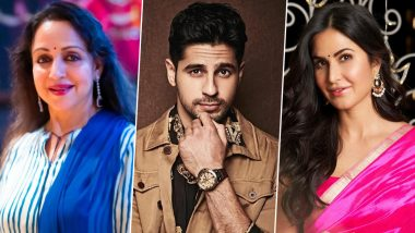 World Earth Day 2021: Hema Malini, Sidharth Malhotra, Katrina Kaif and Other Celebs Extend Greetings to Fans on the Occasion!