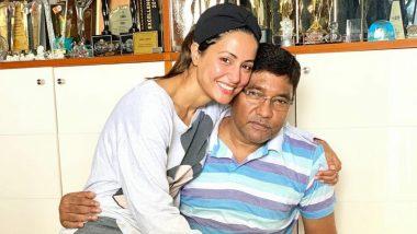 Hina Khan's Father Dies of Cardiac Arrest In Mumbai - Reports