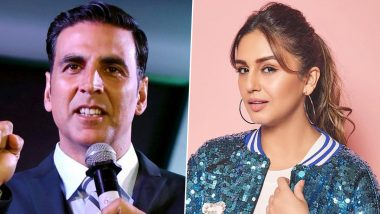 Bell Bottom: Huma Qureshi Opens Up on Working With Akshay Kumar, Says 'It Is Going To Be a Very Special Film for All of Us'