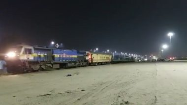 Oxygen Express With Liquid Medical Oxygen Tankers Set to Leave From Visakhapatanam and Bokaro