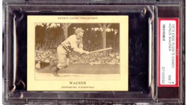 What Do You Do When You Find the Holy Grail? How the Owner of the World's Rarest Baseball Card set is Navigating NFTs