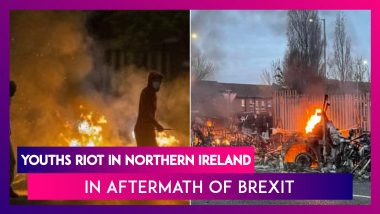 Youths Riot In Northern Ireland In Aftermath Of Brexit, All You Need To Know