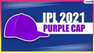 IPL 2021 Purple Cap Holder List: Harshal Patel Regains Top Spot in List of Most Wickets In VIVO Indian Premier League Season 14