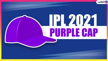 IPL 2021 Purple Cap Holder List: Harshal Patel Remains Top, Avesh Khan In Second Position
