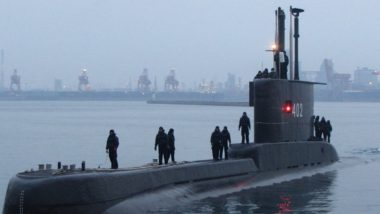 Indonesian Navy Submarine Missing With 53 Crew Members on Board; Indonesia Seeks Help from Australia, Singapore