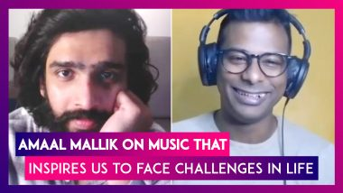 Amaal Mallik: I'm a Reluctant Singer But I Was Confident About Singing For Saina!