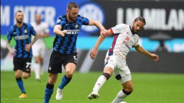 Inter Milan 1-0 Cagliari, Serie A 2021 Match Result: Matteo Darmian Goal Sends Inter 11-Points Clear