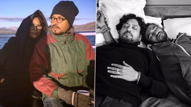 Irrfan Khan Death Anniversary: 7 Pictures That Take Us Into the Private Life of the Late Actor With His Family