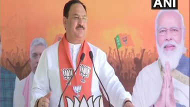 West Bengal Post-Poll Violence: 14 BJP Workers Killed, Nearly a Lakh Fled Home, Says President JP Nadda