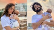 Nakuul Mehta's Wife Jankee Parekh Pens an Emotional Note After Their Little Boy Sufi Undergoes a Surgery (View Post)