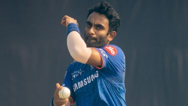 MI Field Only Three Overseas Players vs DC As Jayant Yadav Replaces Adam Milne in Playing XI