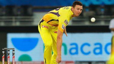 Josh Hazlewood, Chennai Super Kings Pacer, Pulls Out of IPL 2021!