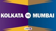 KKR vs MI Highlights of VIVO IPL 2021: Mumbai Indians Beat Kolkata Knight Riders By 10 Runs