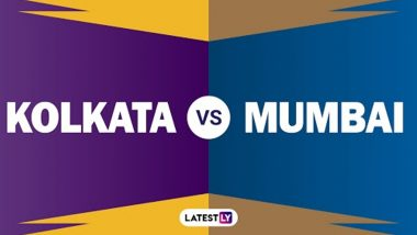 KKR vs MI Highlights of VIVO IPL 2021: Mumbai Indians Beat Kolkata Knight Riders By 10 Runs