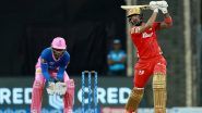 IPL 2021: KL Rahul Completes 2000 Runs for Punjab Kings, Achieves Feat Against Rajasthan Royals