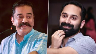 Vikram: Fahad Faasil Confirms to Be a Part of Kamal Haasan and Lokesh Kanagaraj's Film