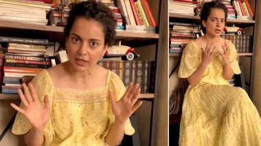 Kangana Ranaut's Twitter Account Gets Suspended In Violation of the Platform's Rules