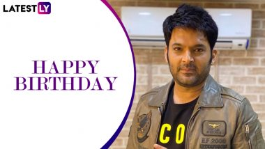 Kapil Sharma Birthday Special: Rare and Unseen Pictures of the Comedy King That Are a Must-See!