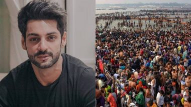 Karan Wahi Blasts Trolls Who Issued Death Threats to Him for His Insta Story on Kumbh Mela
