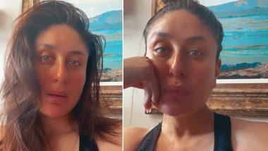 Kareena Kapoor Khan Flaunts Her Tanned Skin, Posts Stunning Pre-Workout Selfies