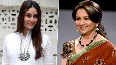 Sharmila Tagore Still Hasn't Met Kareena Kapoor Khan's Baby, Here's Why