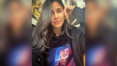 Katrina Kaif Is Battling COVID-19 With a Smile, Actress Is Enjoying Her Own Company