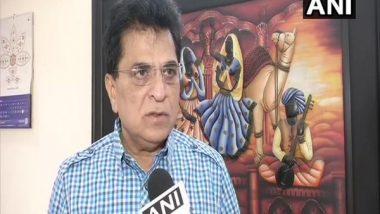 Nashik Oxygen Tanker Leak Incident: BJP's Kirit Somaiya Demands Action Against Maharashtra Govt Over Oxygen Leak at Dr Zakir Hussain Hospital