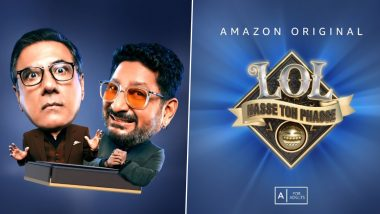 LOL- Hasse Toh Phasse: Amazon Prime Video Announces New Comedy Series Featuring Arshad Warsi, Boman Irani, Sunil Grover Among Others (Watch Video)