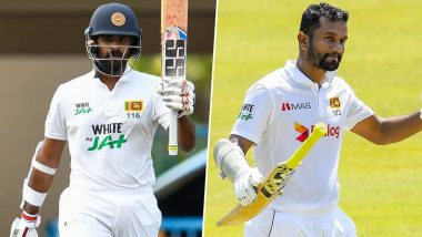 ICC Mistakes Dimuth Karunaratne for Lahiru Thirimanne in Social Media Posts, Corrects After Fans Point Out That's Not Sri Lankan Captain