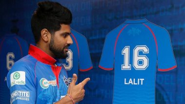 Lalit Yadav Quick Facts: Meet the 24-Year-Old All-Rounder As He Makes IPL Debut for Delhi Capitals