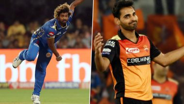 Most Maiden Overs in IPL: From Lasith Malinga to Bhuvneshwar Kumar, 6 Bowlers Who Have Bowled Most Maiden Overs in Indian Premier League