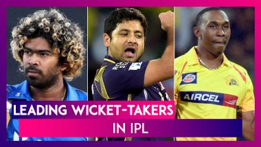 IPL Records: Bowlers With Most Wickets in Indian Premier League