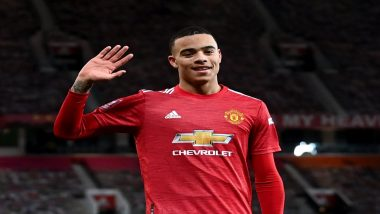 Mason Greenwood Leads Manchester United to a 2-1 Win Against Brighton in EPL 2021, Watch Goal Highlights
