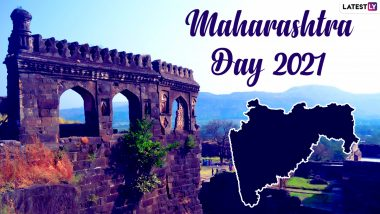 Maharashtra Day 2021 Messages, Wishes & 'Jai Maharashtra' HD Images: Send Maharashtra Din Pics with Marathi Quotes, Greetings, Telegram Photos & WhatsApp Stickers To Celebrate The State Formation Day