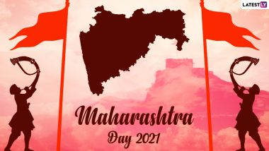 Happy Maharashtra Din 2021 Wishes & Greetings: Send Messages, Marathi Quotes, Maharashtra Day Telegram Images & WhatsApp Stickers on May 1