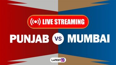 PBKS vs MI, IPL 2021 Live Cricket Streaming: Watch Free Telecast of Punjab Kings vs Mumbai Indians
