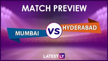 MI vs SRH Preview: Likely Playing XIs, Key Battles, Head to Head and Other Things You Need To Know About VIVO IPL 2021 Match 9
