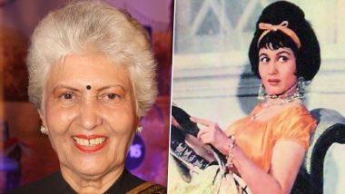 Shashikala Dies at 88; Veteran Actress Was Known for Her Roles in Aarti and Kabhi Khushi Kabhie Gham