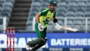 Mohammad Rizwan Was Observing Ramzan Fast During 73-Run Knock vs South Africa in 3rd T20I, Confirms Babar Azam