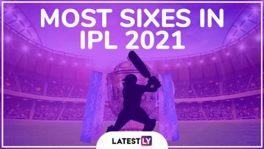 Most Sixes in IPL 2021: Deepak Hooda Leads List of Batsmen With Highest Sixes in Indian Premier League Season 14